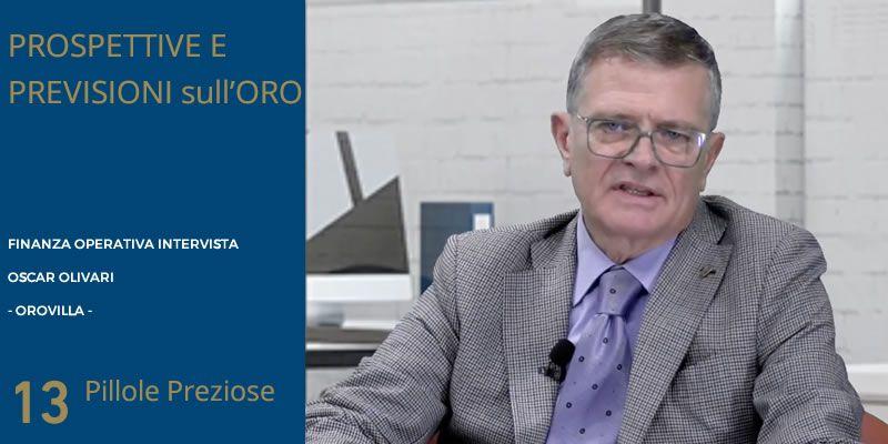 Oscar Olivari a Finanza Operativa - Ottobre 2019