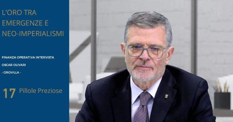 6^ intervista di Oscar Olivari a Finanza Operativa – I parte