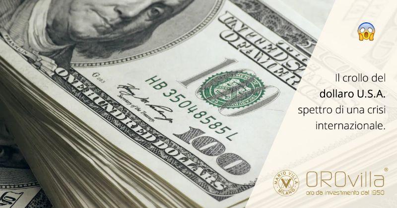 Dollaro debole nei prossimi anni: come correre ai ripari