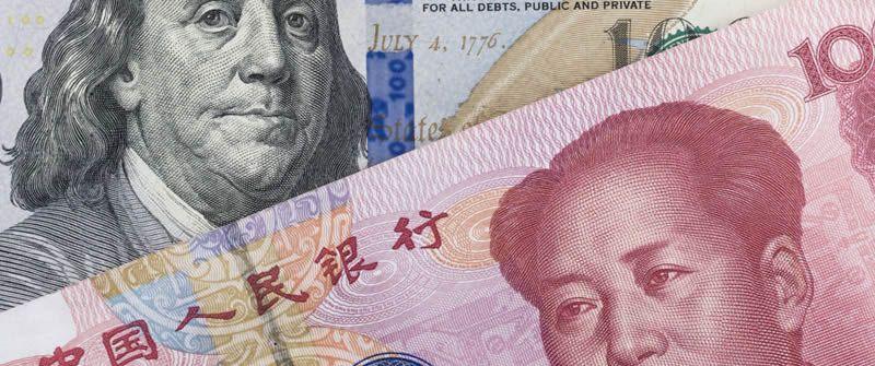 L'oro recupera con lo yuan in discesa