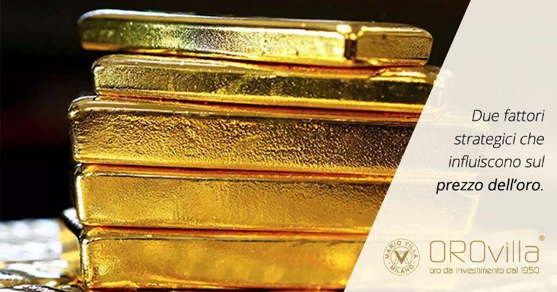 Perché il prezzo dell'oro continua a salire: i fattori che non ti aspetti