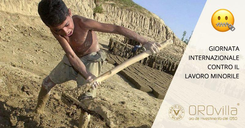 Lavoro minorile nelle miniere, la vergogna sommersa alla luce del sole