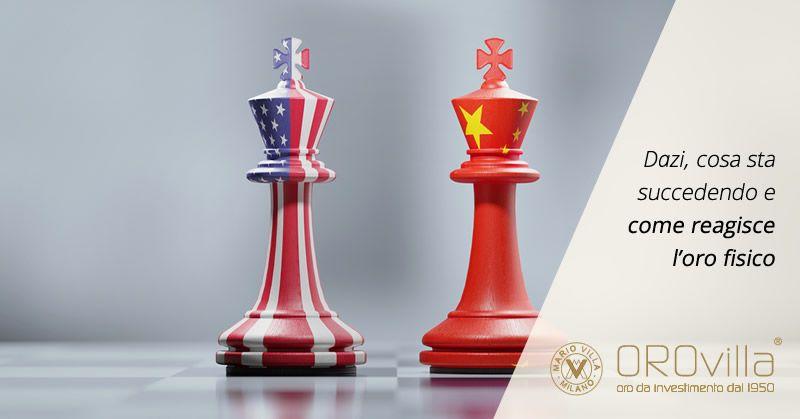 L'oro fisico e la guerra dei dazi: è il momento di investire?