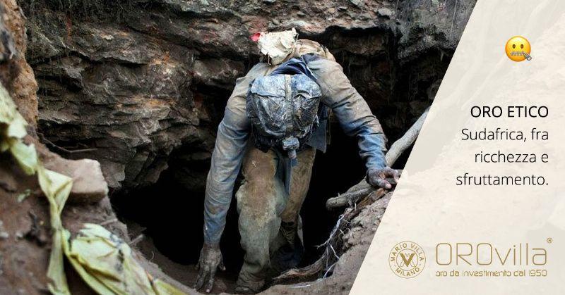 Oro e Africa: la storia del Sudafrica tra ricchezza e sfruttamento