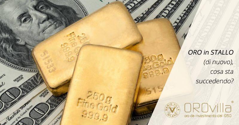 L'oro prende la rincorsa: è tempo di acquistare?