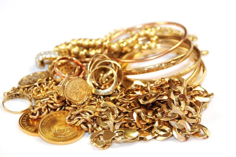 Quanto costa l'oro usato?