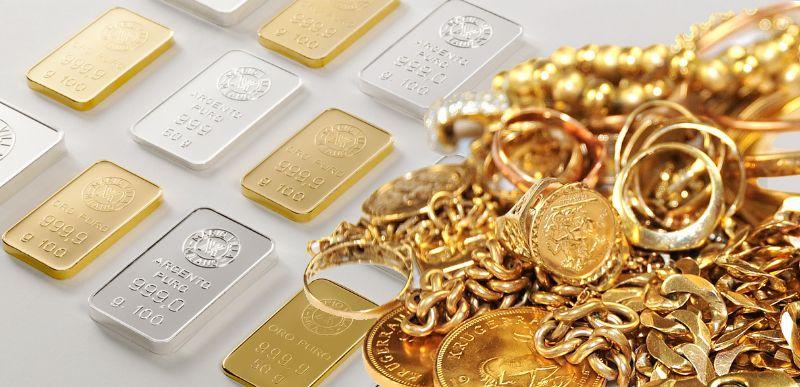 Come trasformare i tuoi preziosi in un lingotto d'oro