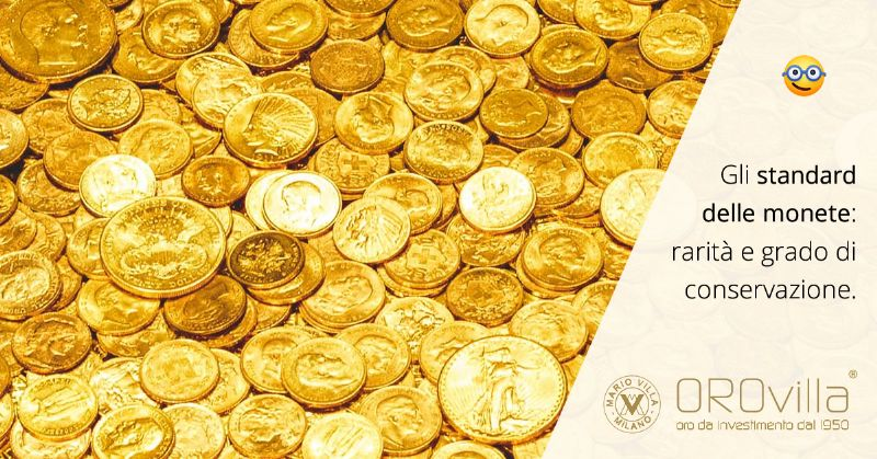 Gli standard delle monete