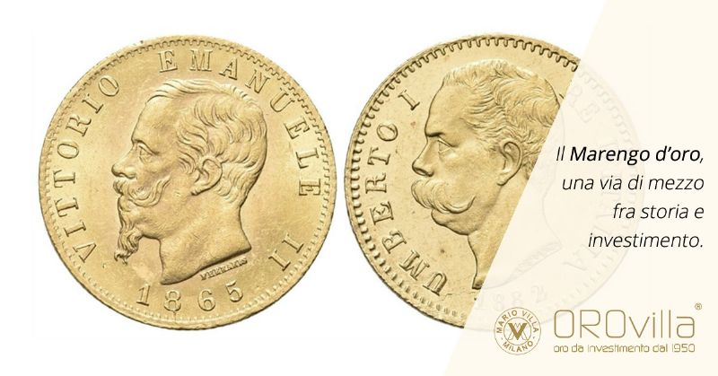 Il Marengo d'oro, immancabile pezzo per appassionati e investitori