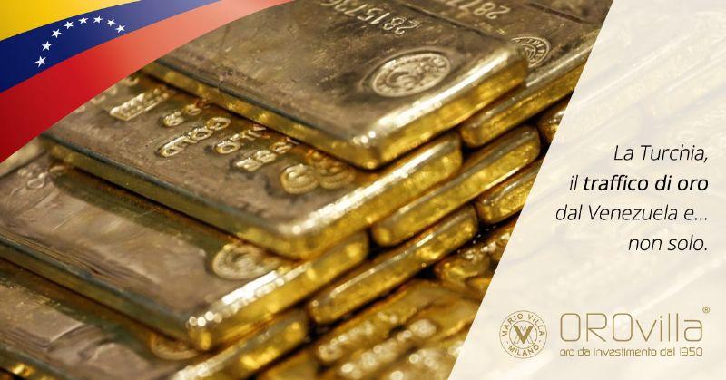 La Turchia e il traffico dell'oro venezuelano