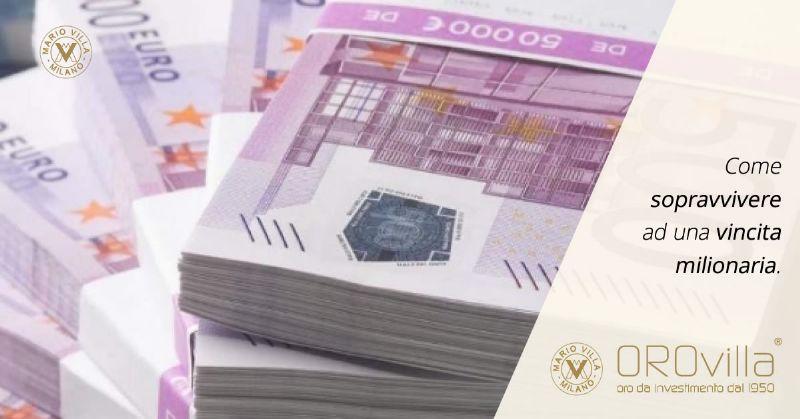 Vincite fantastiche: perché quasi tutti finiscono presto i soldi?